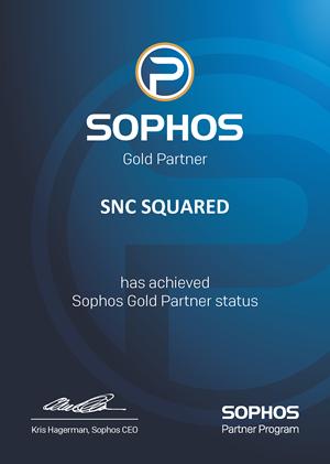 SOPHOS Gold Partner Near Me