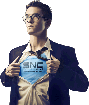 SNC Squared Managed Services/Computer Consulting Geek Hero