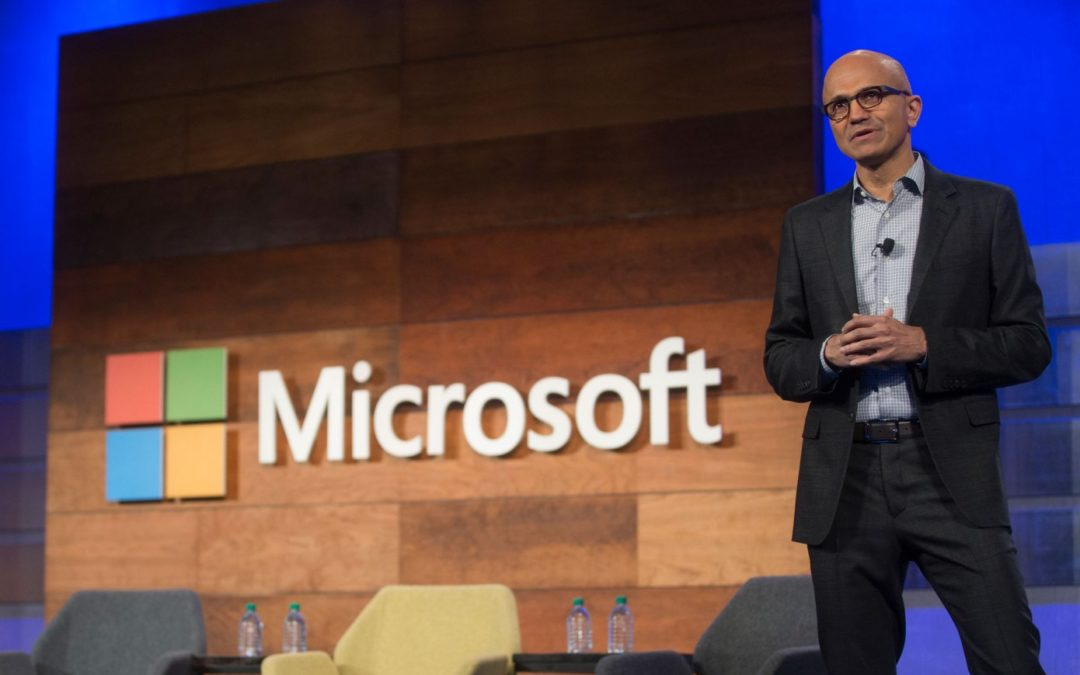 AT&T Signs $2 Billion cloud deal with Microsoft