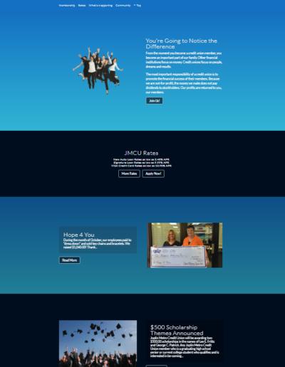 Joplin Banking Website