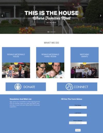 Joplin Charity Website