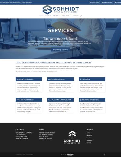 CPA Website